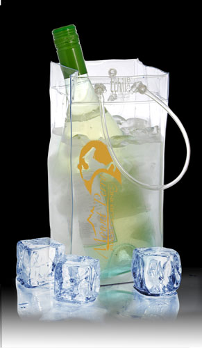 Branded Smart ice bucket for Mt Perry Race club tchillbag