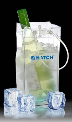 corporate gift tchillbag branded ice bucket
